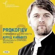 Prokofiev: Symphonies Nos. 1 & 2 - Sinfonietta Songs