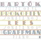 Lees: Piano Sonata No. 4 - Bartók: Suite for Piano, Op. 14 - Prokofiev: Piano Sonata No. 2, Op. 14 Songs