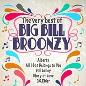 The Very Best Of Big Bill Broonzy Songs