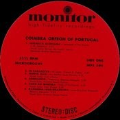 Coimbra Orfeon Of Portugal Songs