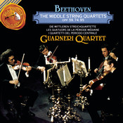 Beethoven: The Middle String Quartets Songs
