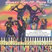 Super Top 10 Hits 93- Vol- 1- Instrumental Songs
