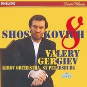 Shostakovich: Symphony No.8 Songs