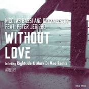Without Love (Feat. Peter Jericho) Songs