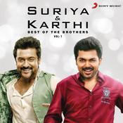 Suriya & Karthi: Best of the Brothers, Vol. 1 Songs