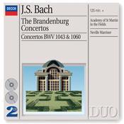 Bach, J.S.: The Brandenburg Concertos etc Songs