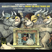 Knussen: Higglety, Pigglety, Pop! & Where the Wild Things are Songs