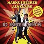 10 Meter Geh'n Songs