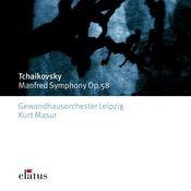 Tchaikovsky : Manfred Symphony (-  Elatus) Songs