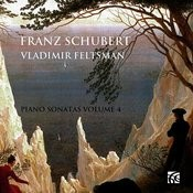 Schubert: Piano Sonatas, Vol. 4 Songs