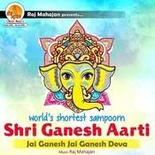 Shortest Sampoorn Shri Ganesh Aarti Songs
