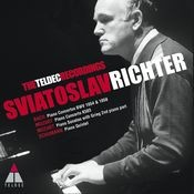 Sviatoslav Richter - The Teldec Recordings Songs