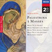 Palestrina: 5 Masses Songs