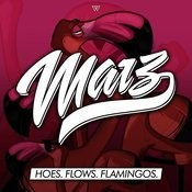 Hoes. Flows. Flamingos. Songs