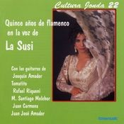 Cultura Jonda XXII. Quince años de flamenco en la voz de La Susi Songs