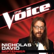 September (The Voice Performance) Songs