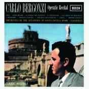 Carlo Bergonzi Recital Songs