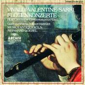 Vivaldi / Valentine / Sarri: Flute Concertos Songs