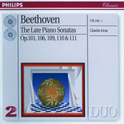 Beethoven The Late Piano Sonatas Songs