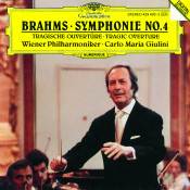 Brahms: Symphony No.4; Tragic Overture Songs