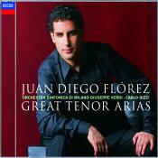 Juan Diego Florez Great Tenor Arias Songs