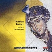 Chants From The Holy Land: Twenty Russian Church Slavonic Hymns Songs