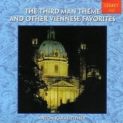 The Third Man Theme And Other Viennese Favorites - Anton Karas, Zither Songs