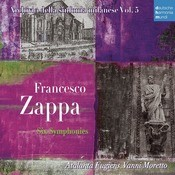 Francesco Zappa -  Six Simphonies Songs