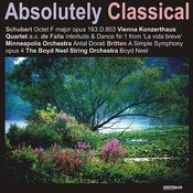 Schubert: Octet In F Major/Britten: A Simple Symphony, Et Al. Songs