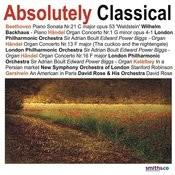 Beethoven: Piano Sonata No.21/Hāndel: Organ Concertos Nos. 13 & 16 Songs