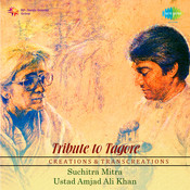 Tribute To Tagore By Suchitra And Amjad Vol 1 Songs