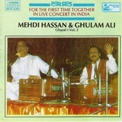 Ghazal - For The First Time Together - Vol - 3 Songs