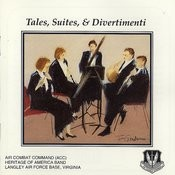 Petite Suite For Clarinet Quartet: III. Intermezzo Song