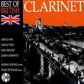 The Best of British Clarinet Songs