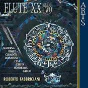 Midi, For Solo Flute (Donatoni) Song