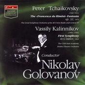 Peter Tchaikovsky & Vassily Kalinnikov, Conductor Nikolay Golovanov Songs