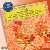 Rimsky-Korsakov: The Golden Cockerel Suite; May Night Overture / Tchaikovsky: Francesca da Rimini, Op.32 / Borodin: In the Steppes of Central Asia / Glinka:Overture