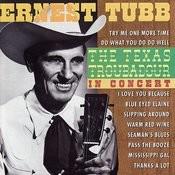 The Texas Troubadour In Concert Songs