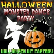 Halloween Monster Dance Party Songs