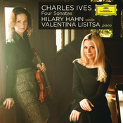 Charles Ives: Four Sonatas Songs