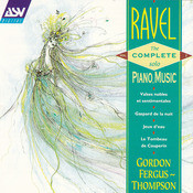 Ravel: The Complete Solo Piano Music Vol. 1 Songs