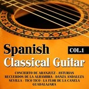 Spanish Classical Guitar Vol.1 Songs