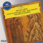 Liszt: Années de Pèlerinage, Italie (Excerpts); Gondoliera; Deux Légendes Songs