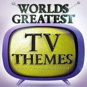 40 - Worlds Greatest Tv Themes - The Only Tv Shows Album You'll Ever Need Songs