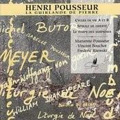 Pousseur: La Guirlande De Pierre Songs