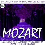 Mozart: Symphony No.40 In G Minor K. 550 Songs