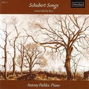 Schubert Songs: Transcribed By Liszt Vol. 3 Songs