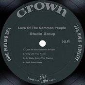 Love Of The Common People Songs