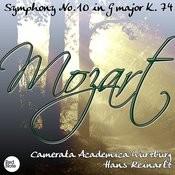 Mozart: Symphony No.10 In G Major K. 74 Songs