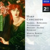Dittersdorf: Harp Concerto in A major - 3. Rondeau: Allegretto Song
